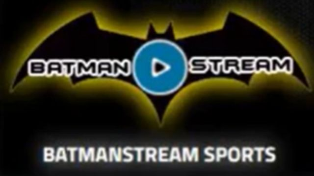 batmanstream sports live cricket streaming site logo