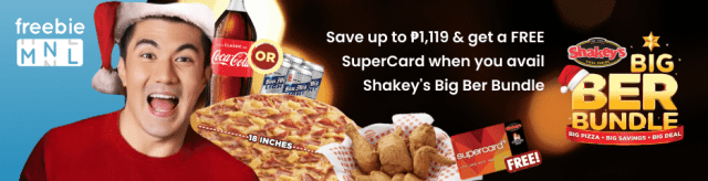 Shakeys Big Ber Bundle