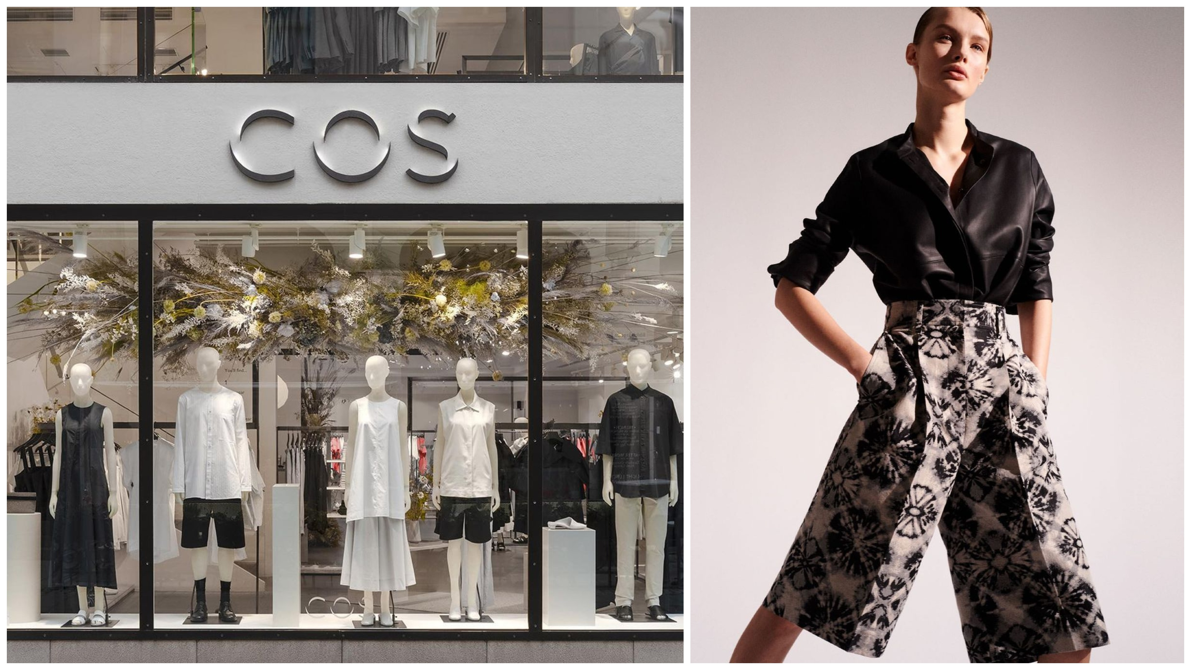"""COS"" Fashion Brand Set to Open Its First Store in the Philippines"