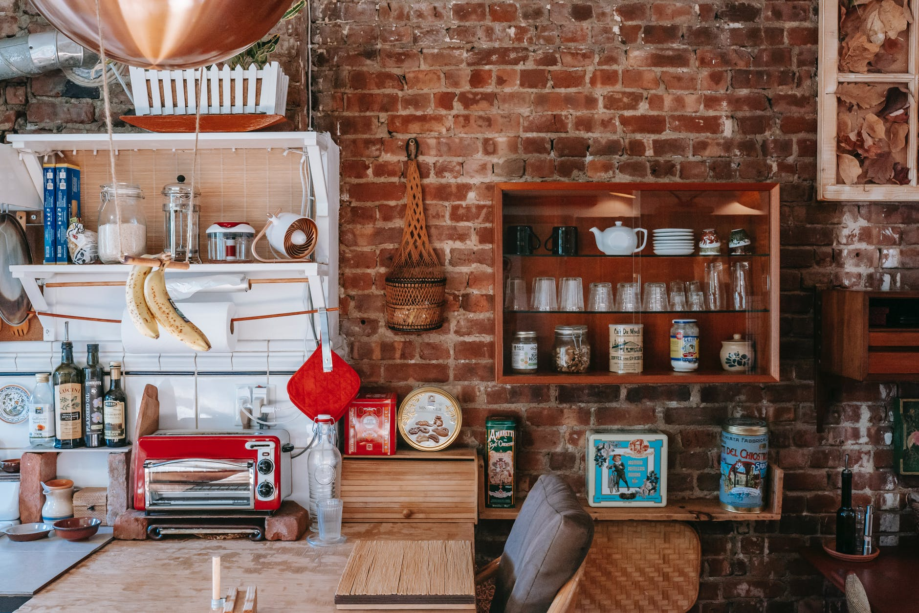 Space-Saving Items You Need to Keep Your Kitchen Organized