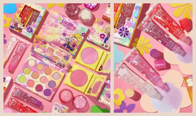 ColourPop Cosmetics' Lizzie McGuire Collection Will Take You Back to the Early 2000s