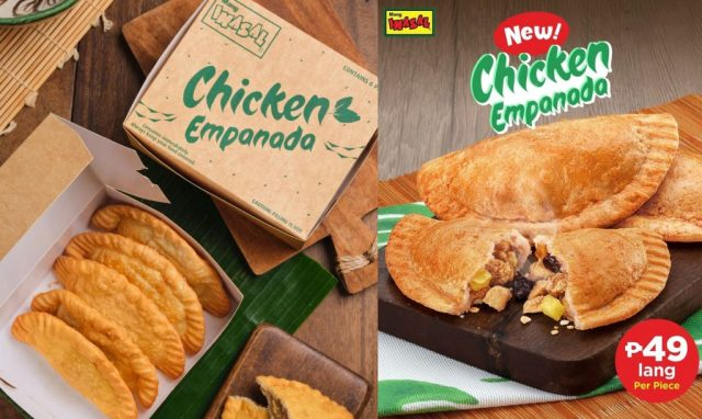 You Can Now Order Chicken Empanada from Mang Inasal