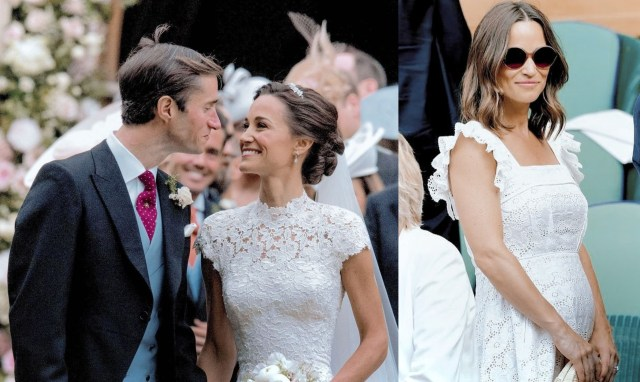 Pippa Middleton and James Matthews Welcome First Daughter, Grace Elizabeth Jane
