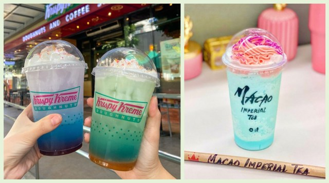 Cool Down with These Refreshing and Colorful Drinks