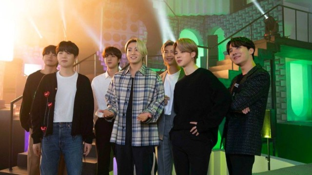 BTS Dazzles as Smart's Newest Ambassadors