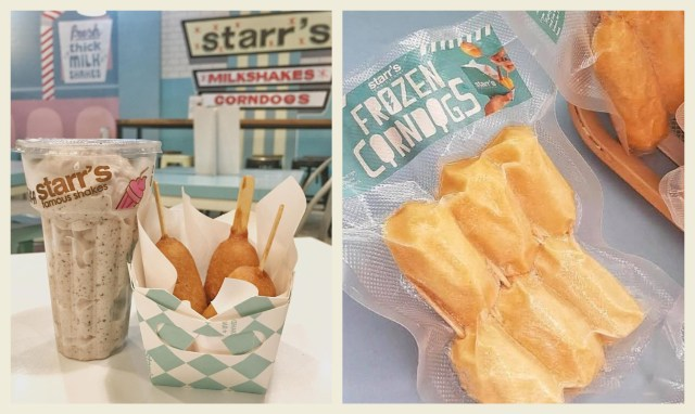 Whip Up Corn Dogs And Mozza Poppers At Home With These Frozen Packs From Starr's