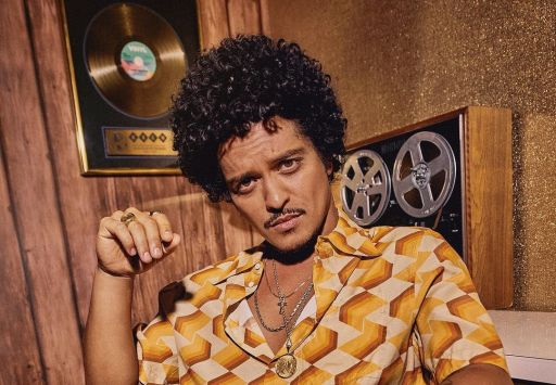 Bruno Mars becomes first and only artist to have 5 Diamond-certified singles