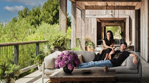 Take a Look at Mila Kunis and Ashton Kutcher's Sustainable L.A. Home