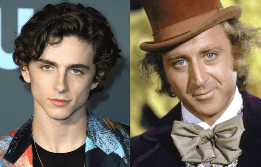 Timothèe Chalamet set to play Willy Wonka in a musical origin movie