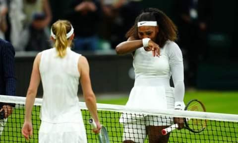 Serena Williams Exits Wimbledon After Injury