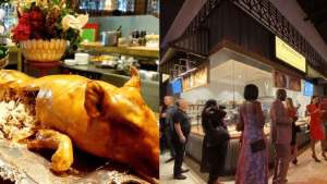 FreebieMNL - Newly-opened lechon store in Las Vegas draws long lines on first day