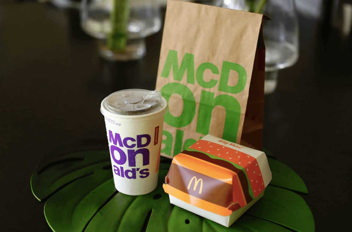 McDonald's Philippines Introduces Strawless Lids For Cold Drinks