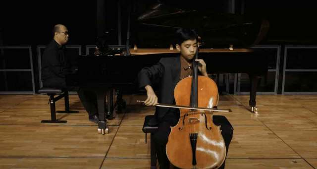 FreebieMNL - 13-Year-Old Filipino Cellist Wins First Place In International Music Competition