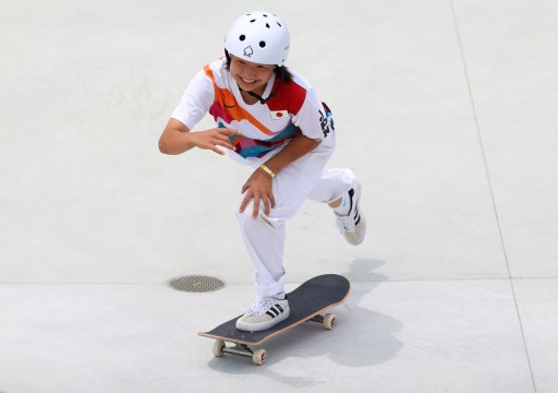 Meet Japan's Youngest Gold Medalist