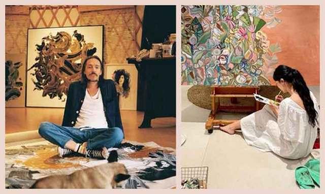 FreebieMNL - Brandon Boyd Unveils Art Collaboration With Heart Evangelista, Mark Mothersbaugh, Melissa Villaseñor, And More Artists