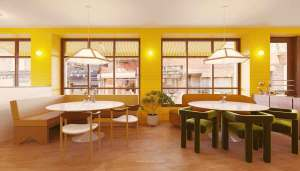 FreebieMNL - LOOK: Bumble is opening a café where matches can meet, dine, and date