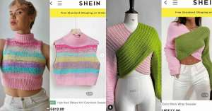 FreebieMNL - Fast fashion retailer SHEIN steals designs from small businesses
