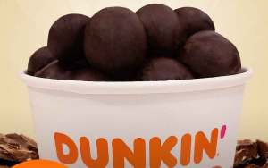 FreebieMNL - You Can Now Get Buckets Of Choco Wacko Munchkins From Dunkin'