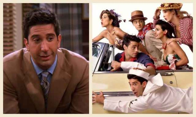 FreebieMNL - David Schwimmer's Life Before 'Friends': Doctor Dreams, Roller Skates, And Clown School