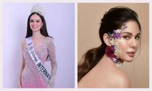 FreebieMNL - Hannah Arnold Says Vickie Rushton Would Have Been Miss International PH If She Competed This Year