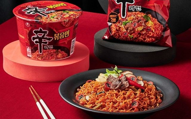Nongshim is celebrating its 35th anniversary with the release of a new instant noodle variant: the Shin Ramyun Fried Noodles.