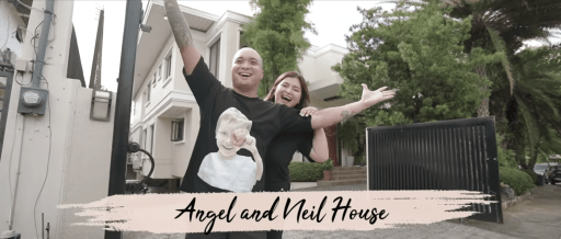 How Angel and Neil Turned their House into a Home
