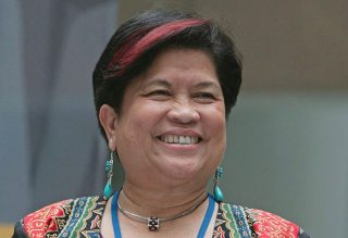 Former DSWD Chief Dinky Soliman Dies