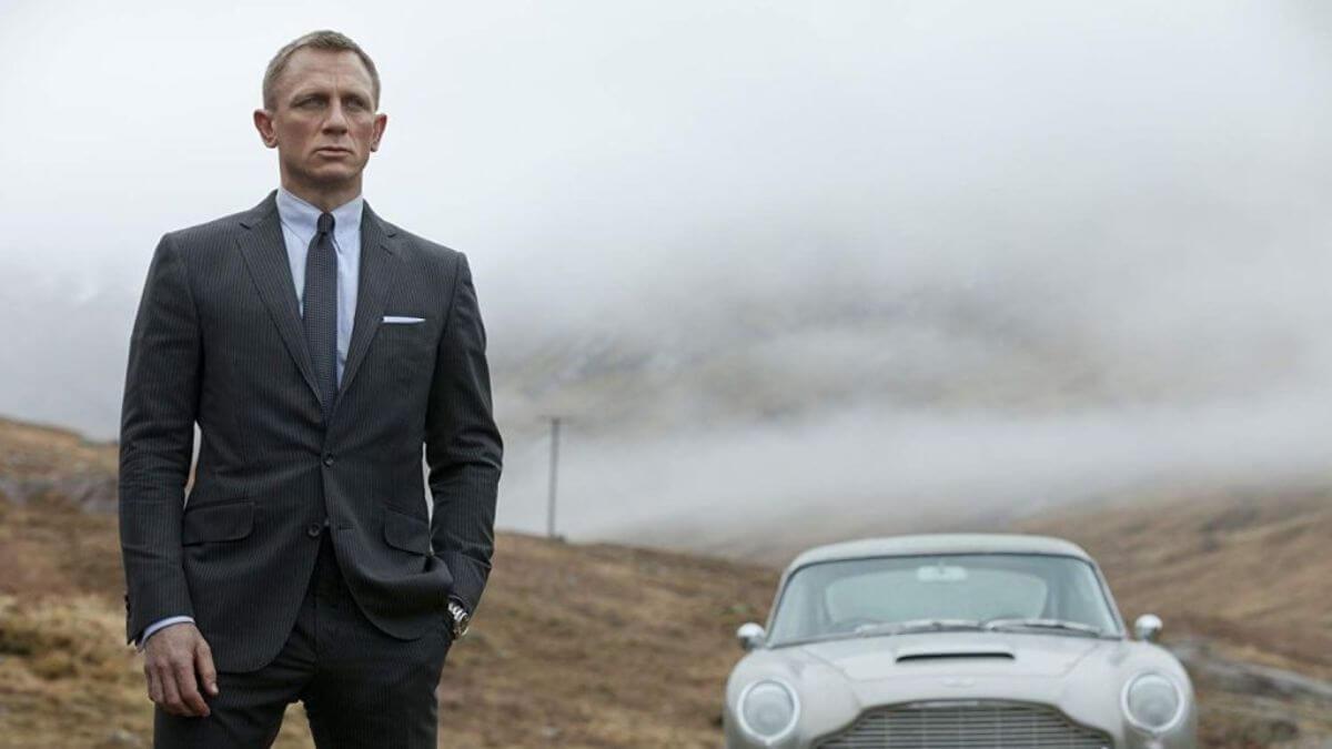 Daniel Craig delivers tear-jerking farewell speech to James Bond role