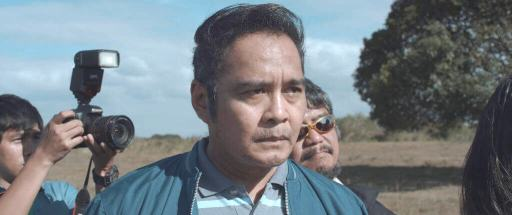 John Arcilla wins the Volpi Cup for Best Actor at the 78th Venice Film Festival