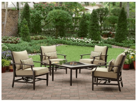 patio furniture better homes gardens