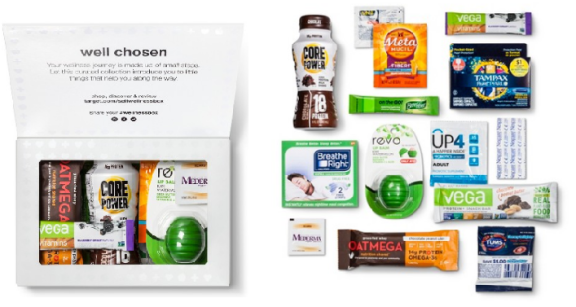 Image result for target wellness box
