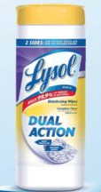 Can Lysol Wipes Be Used In Babies Room