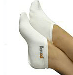 Kerasal moisture enhancing socks
