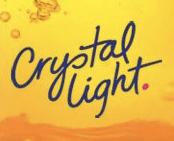 Free Sample Crystal Light Energy