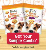 Free Sample Purina Beneful Baked Delights