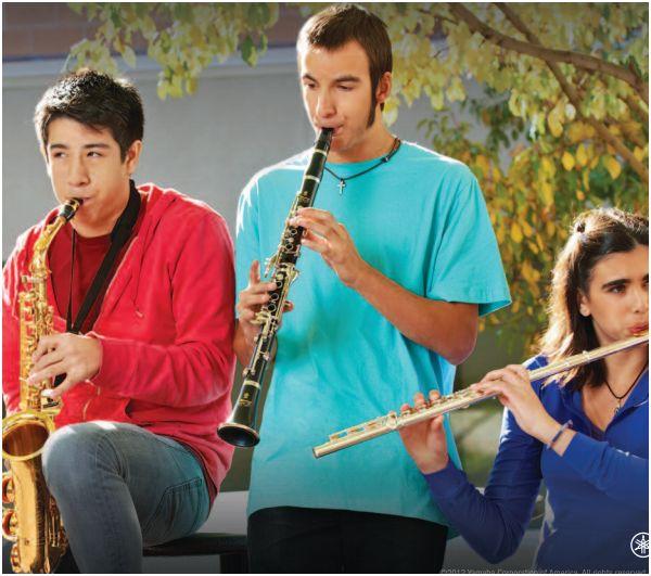 Yamaha Trombone Model Numbers