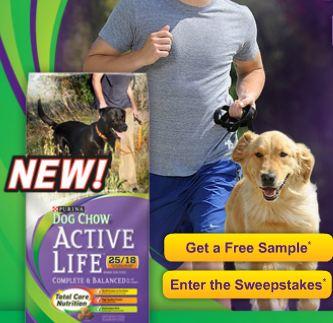 Purina One Active Dog Food