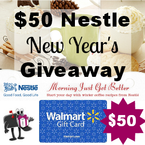 New YEars Giveaway