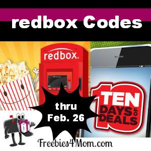 Redbox 10 Days