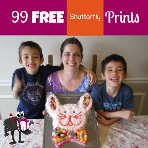 99 Free Shutterfly Prints