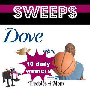 Sweeps Dove Tournament Tip-Off Game (10 Daily Winners)
