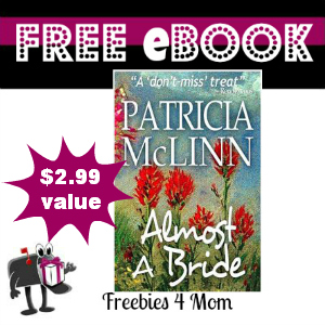Free Romance eBook Almost A Bride by Patricia McLinn