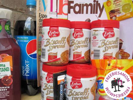 FreeBox Check 4/9: Pepsi Next, Lotus, Tropicana, Tide
