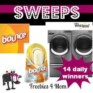 Sweeps Bounce Stunningly Simple (101 Weekly Winners)