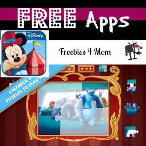 Free iTunes App: Disney Carnival