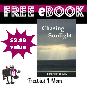 Free eBook: Chasing Sunlight ($2.99 Value)