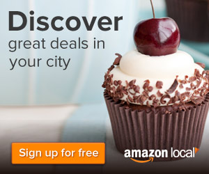 Find Daily Deals at Amazon Local