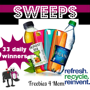 Sweeps Dasani Honest Tea Earth Month (33 Daily Winners)