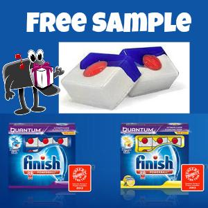 Free Sample Quantum Finish 2-pack