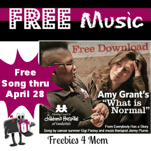 """Free Music """"What is Normal"""" Download by Amy Grant"""